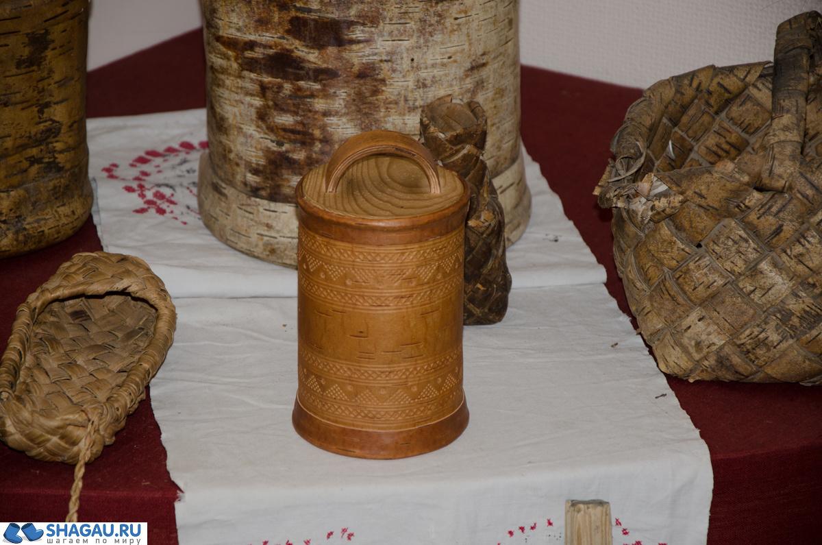 Музей льна и бересты. Кострома