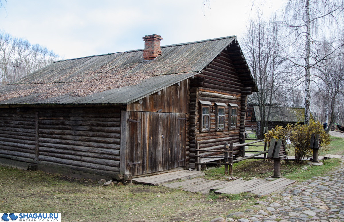 Дом Чаплыгиной