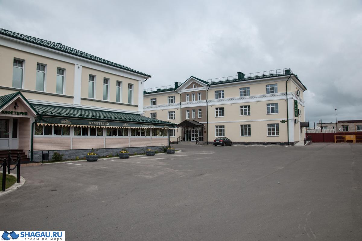 Отель Петровский. Переславль-Залесский