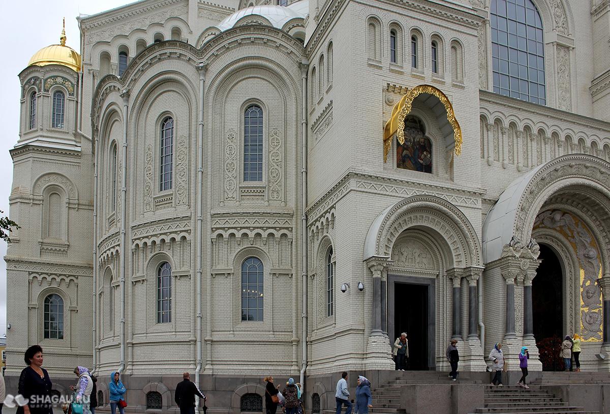 Морской собор Святителя Николая