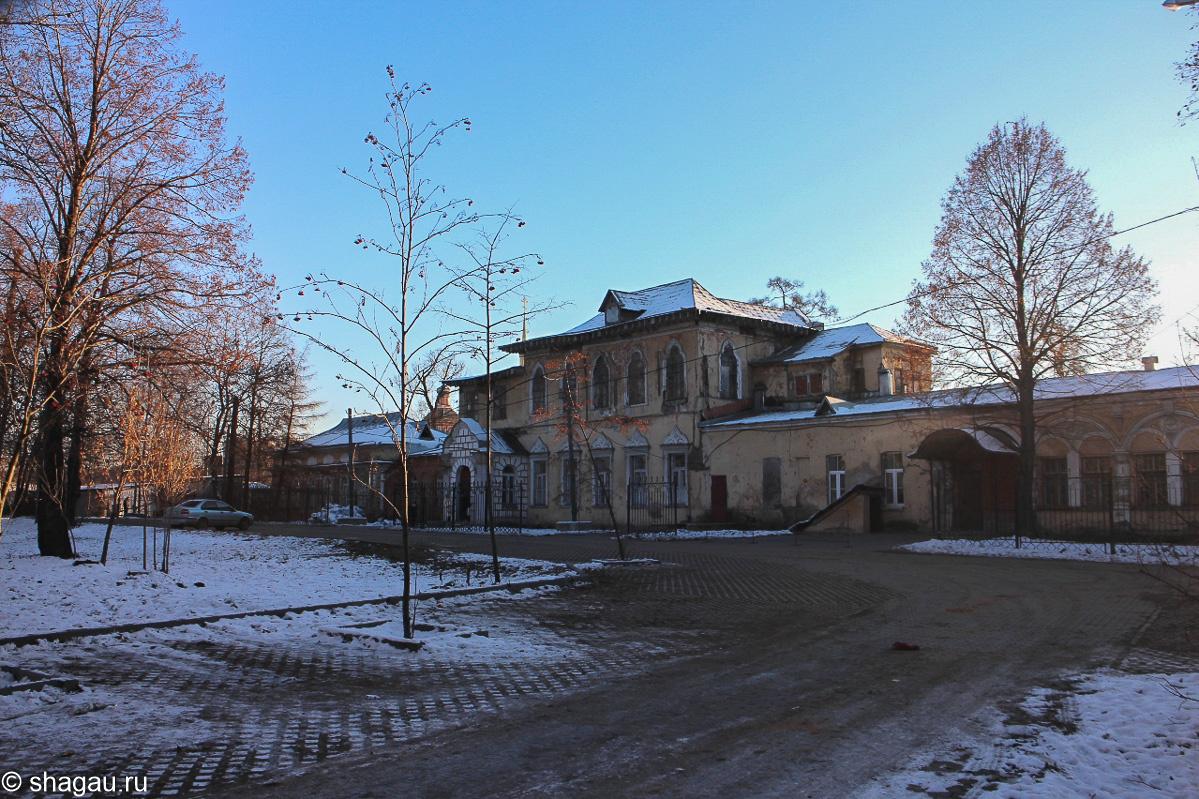 Отзыв об усадьбе Алтуфьево в Москве