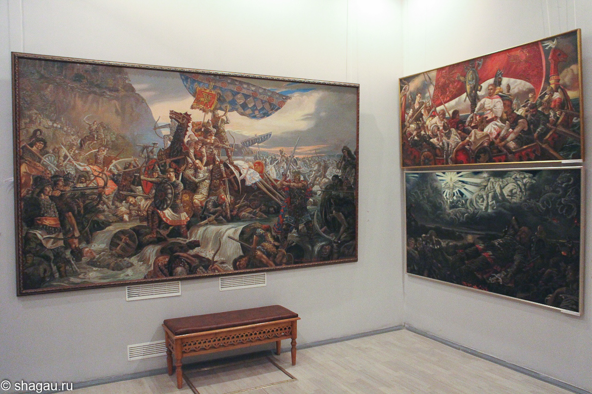 Картины Клименко