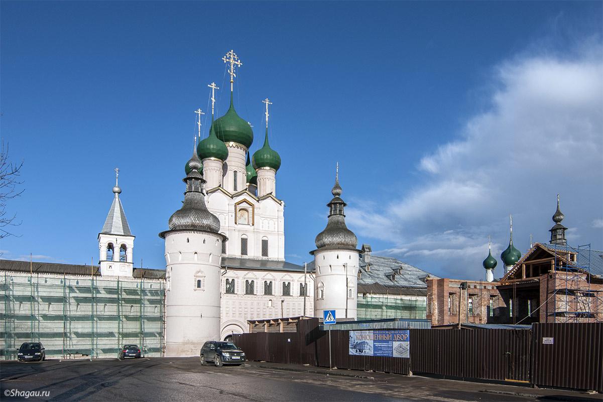поездки в ростов великий отзывы магазинов России