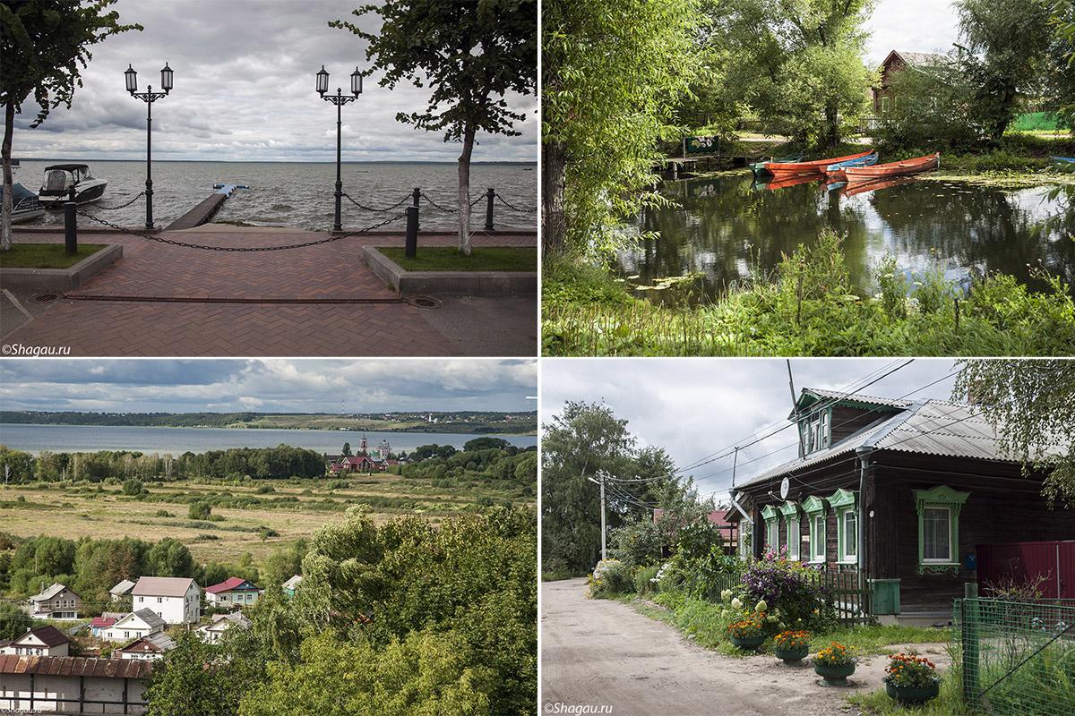 Зачем ехать в Переславль-Залесский
