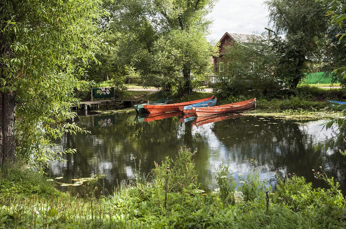 На берегах реки Трубеж