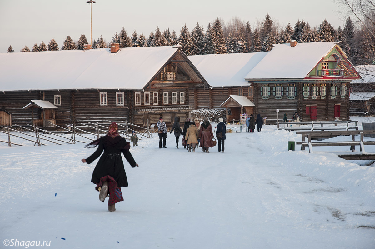 Музей Семенково. Вологда
