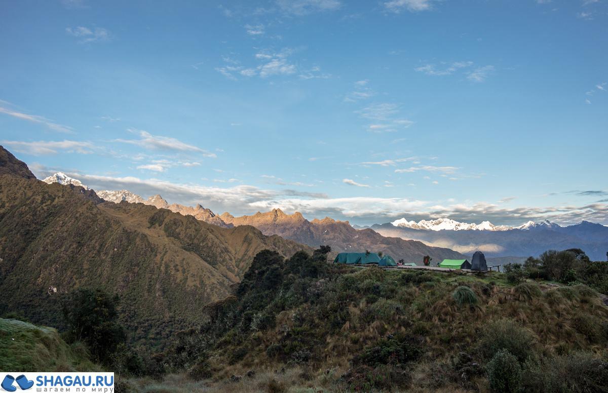 В горах каньона Колка