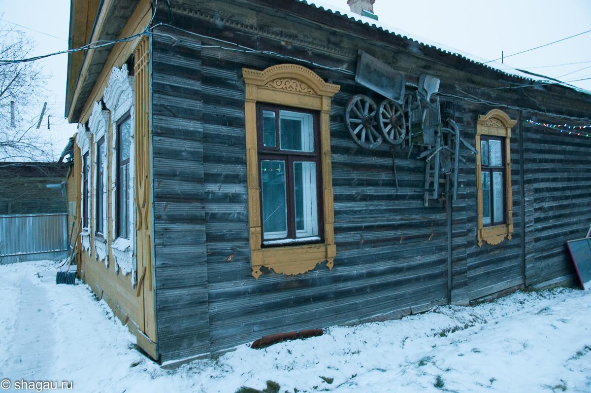 На территории Русского Вертограда