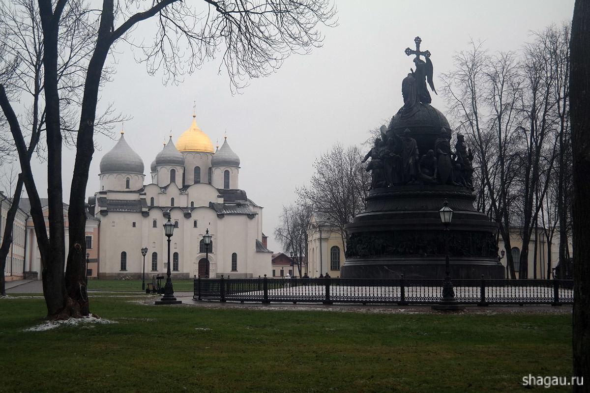 Кремль Великий Новгород