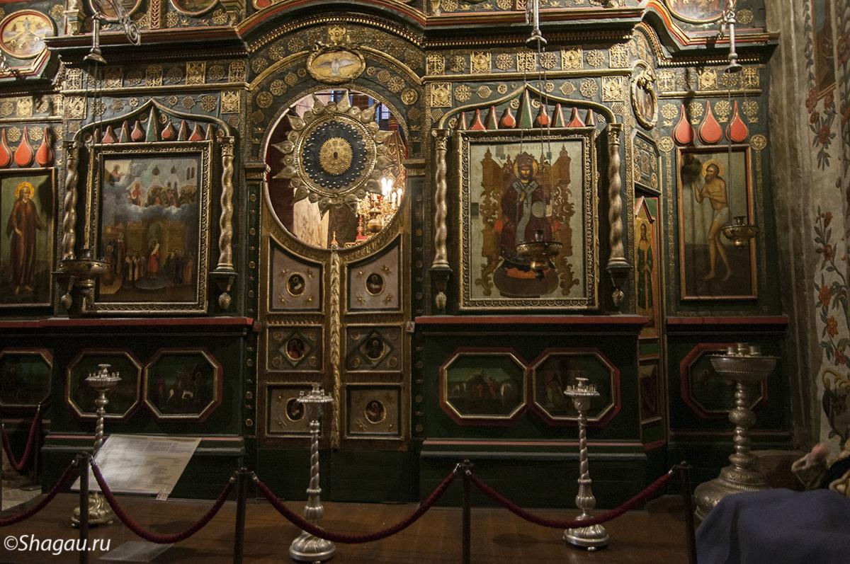 Церковь Покрова Богоматери