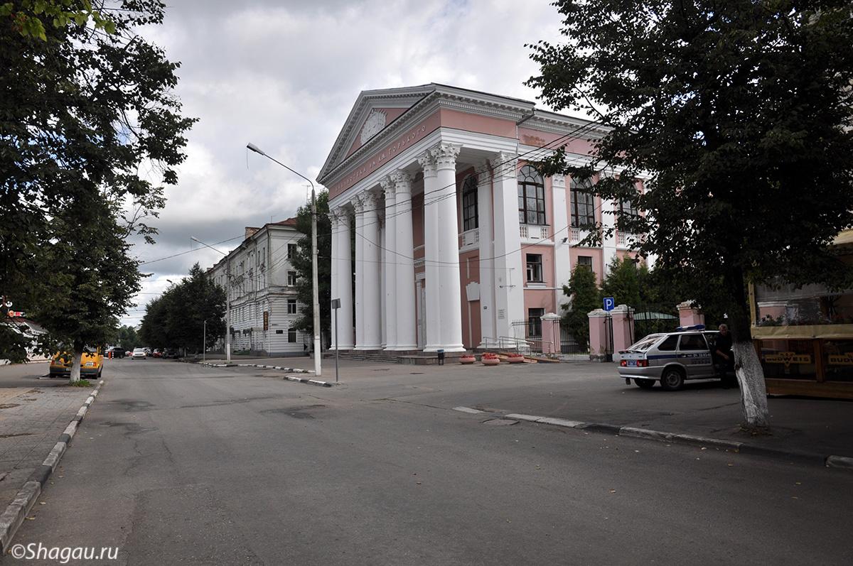 Библиотека имени Горького