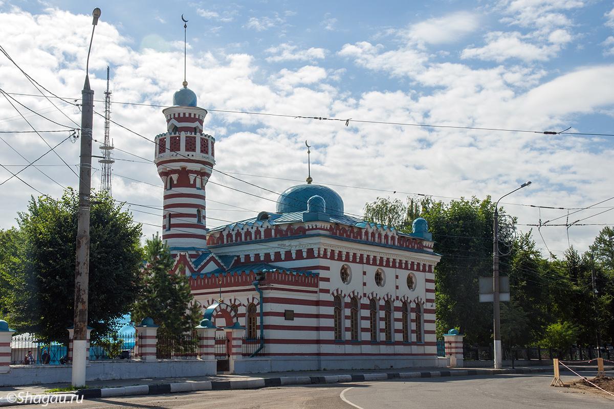 Тверь. Мечеть