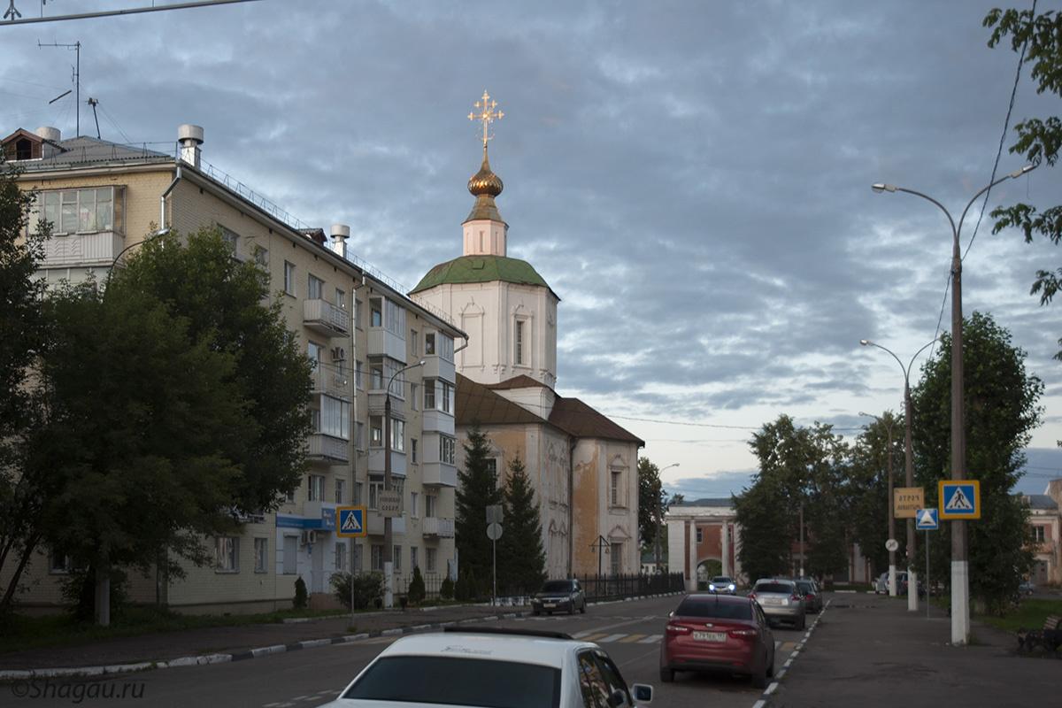 Успенский собор бывшего Отроча монастыря