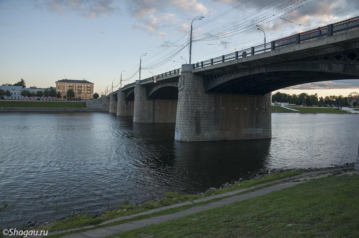 Новый Волжский мост