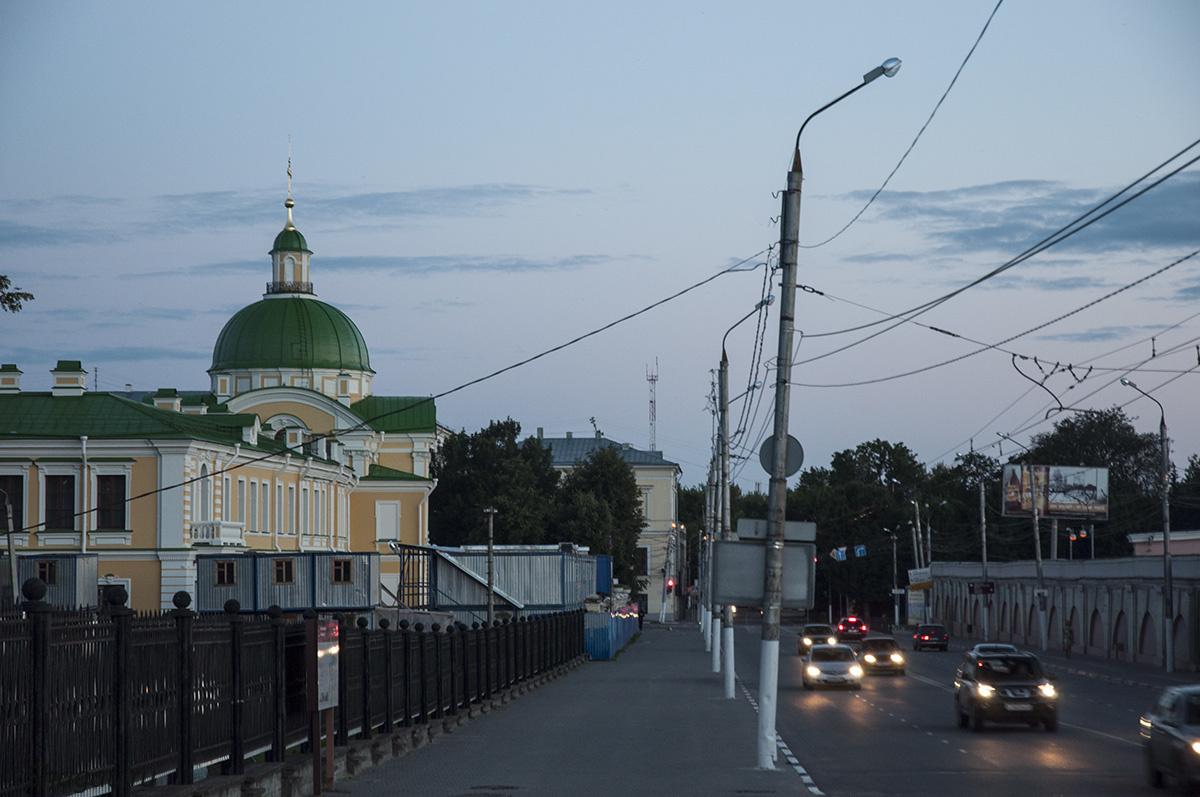 Путевой императорский дворец