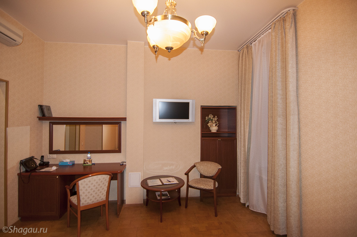 Отель Комфорт в Питере