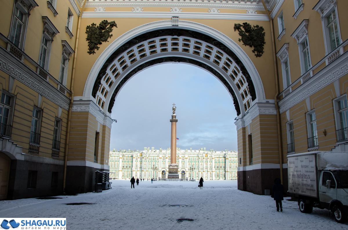 Дворцова площадь