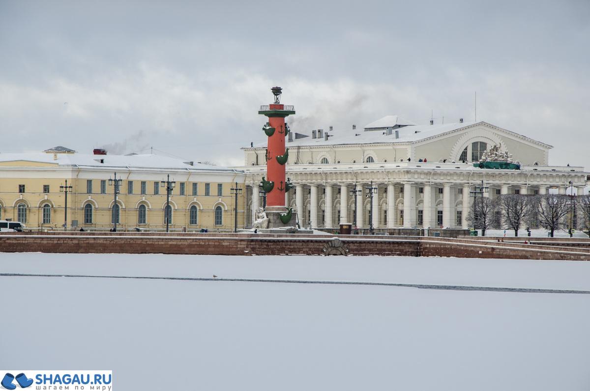 Растрельные колонны