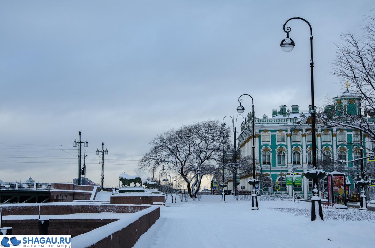 Набережная Петербурга