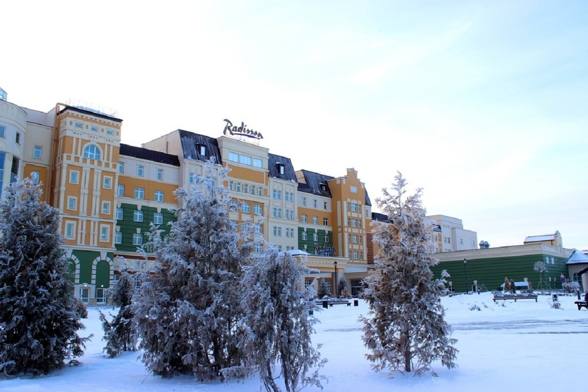 отель Radisson Resort Zavidovo