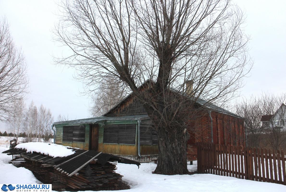 Дом Тарковского в Мясном