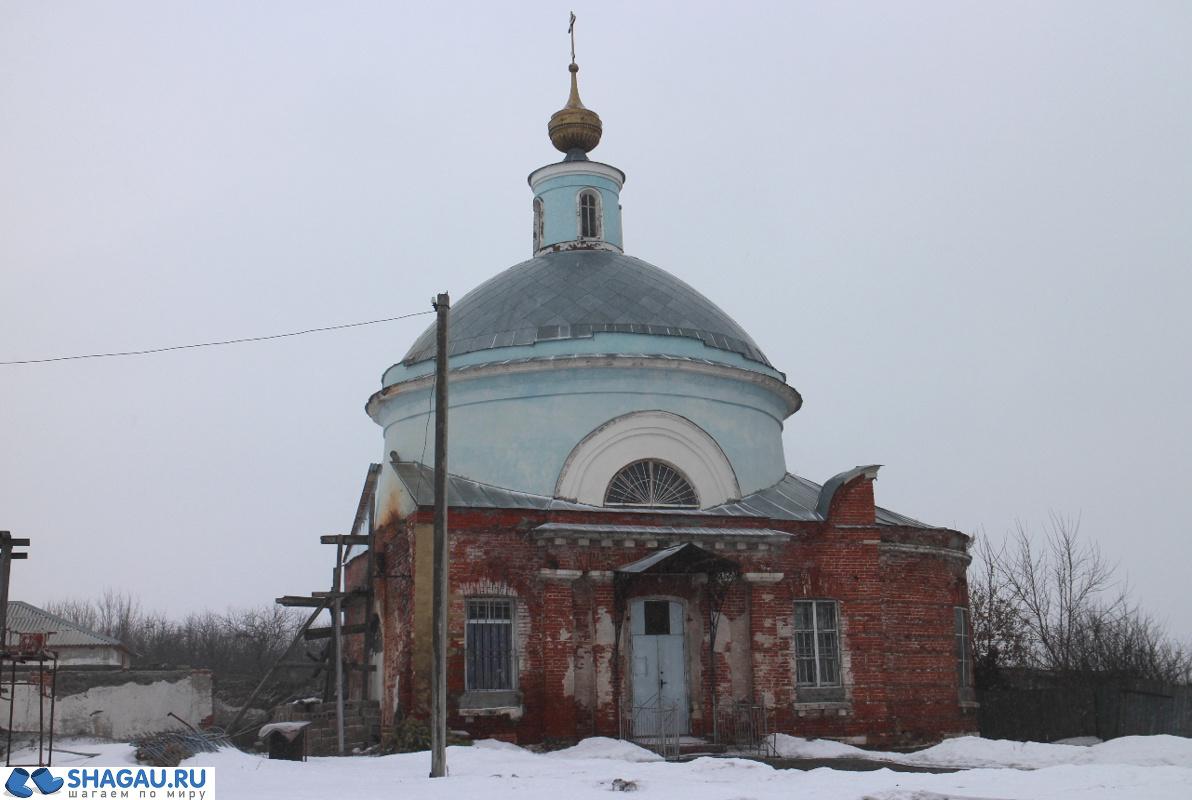 храм в честь Ведения Пресвятой Богородицы