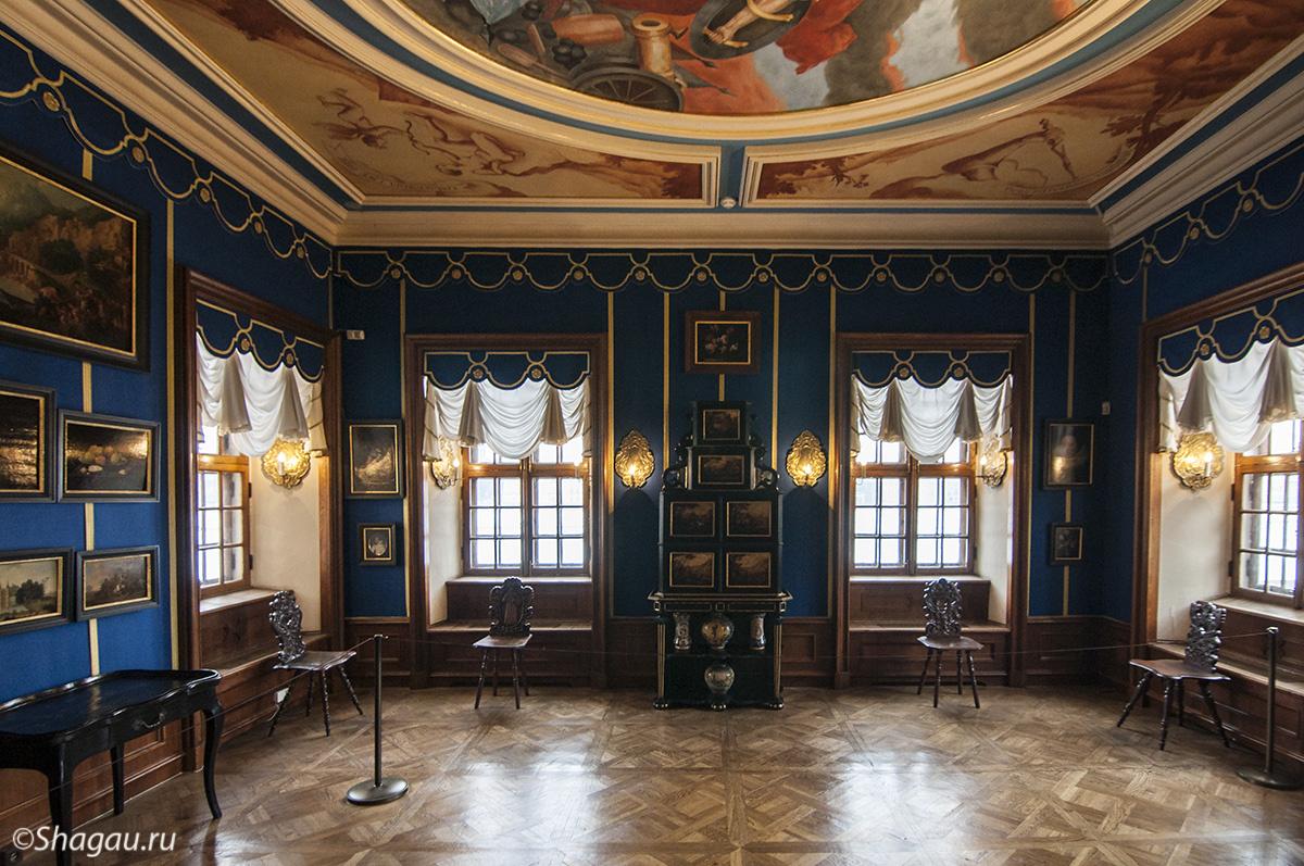 Синий кабинет