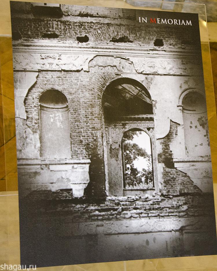 Восстановление Павловского дворца