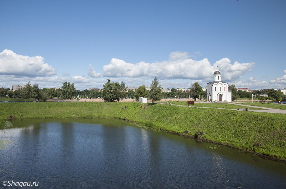Остров Памяти Тверь