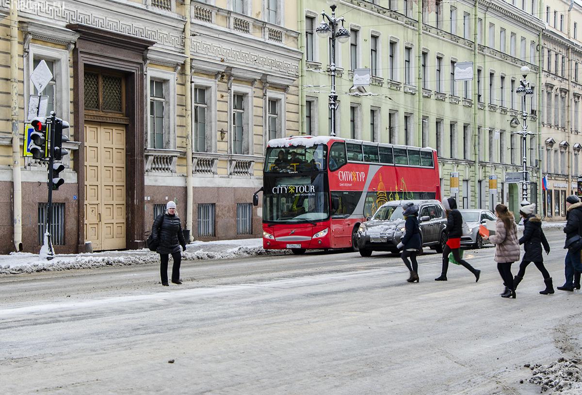 Сити тур Санкт-Петербург