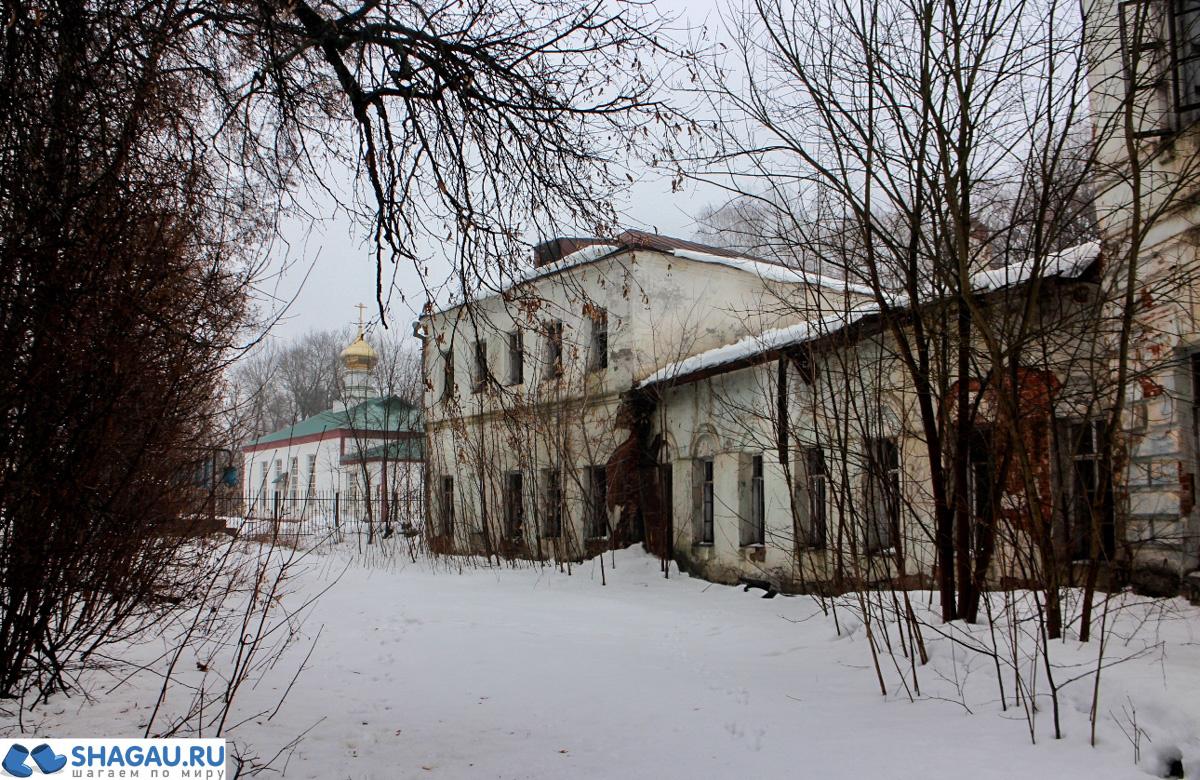 Усадьба Рязанская область