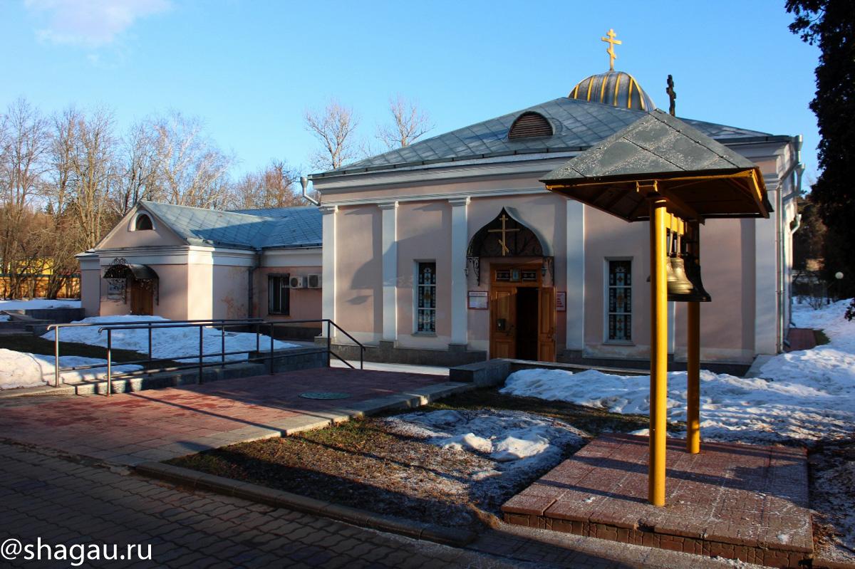 Новый покровский храм