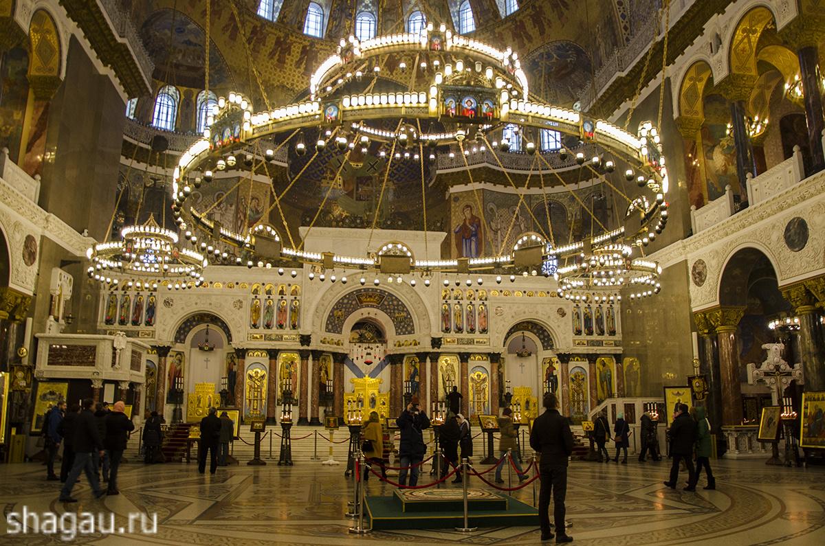 Декор Морского собора