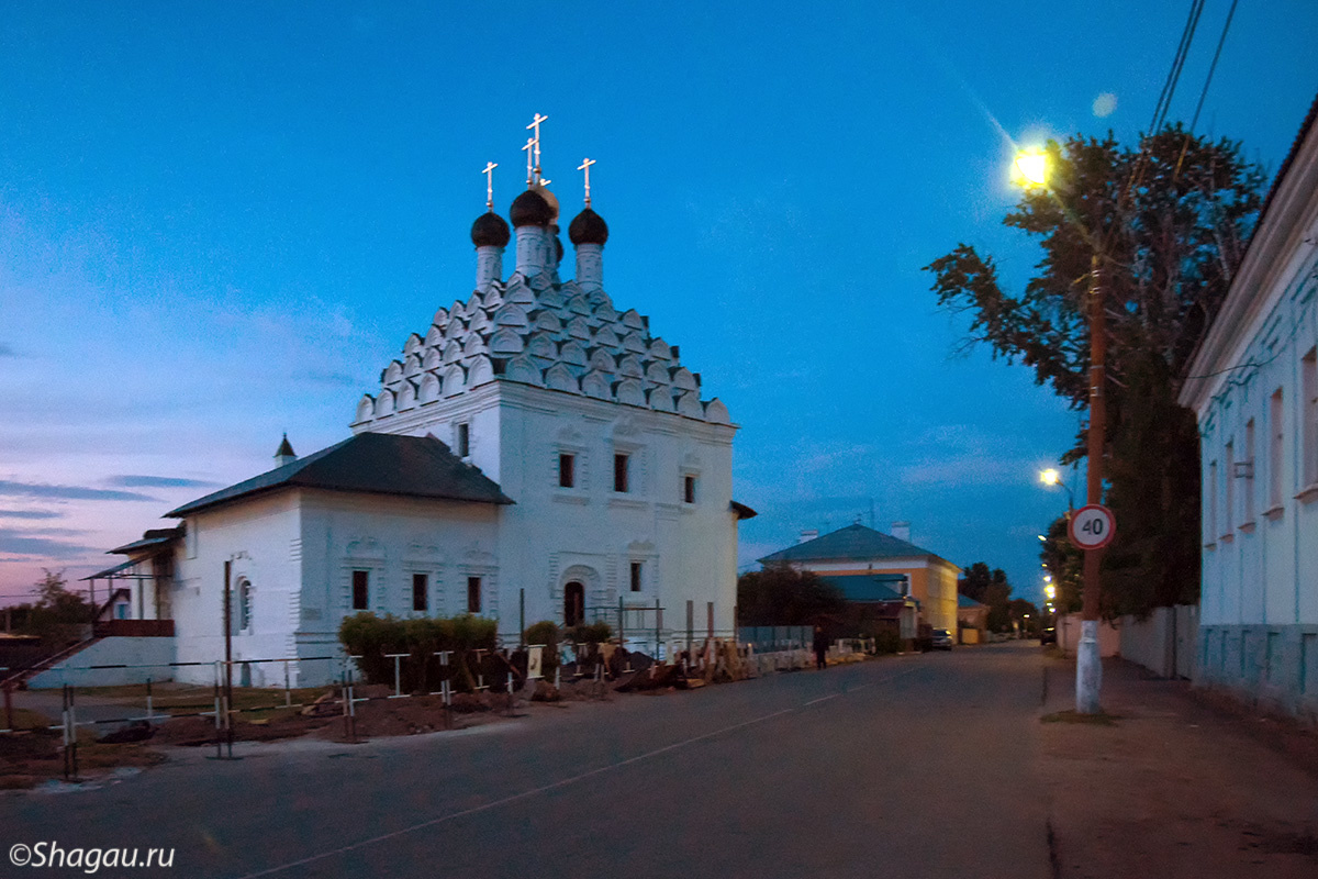 Церковь Николы на Пасаде
