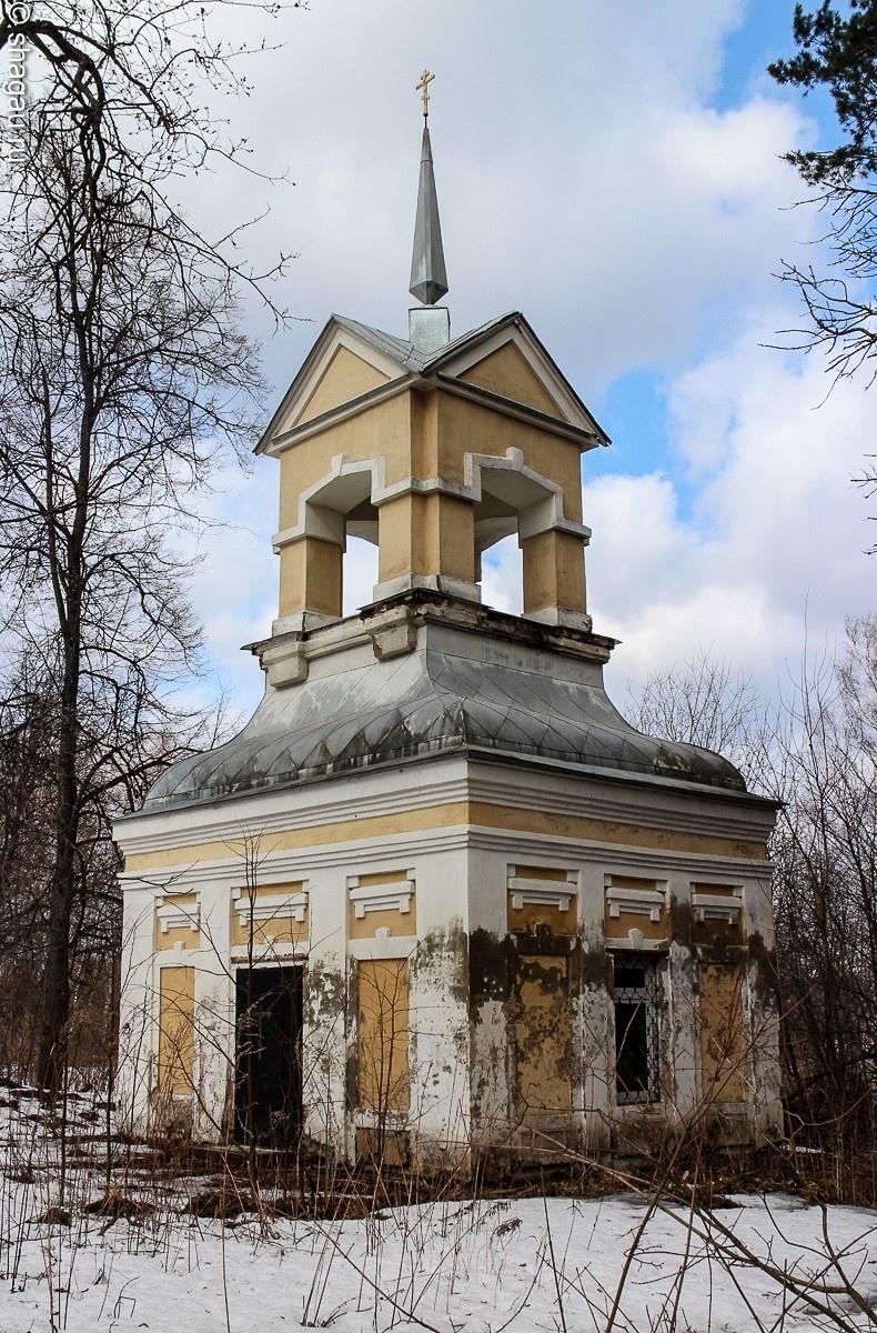 Усадьба Михайловское. Башня