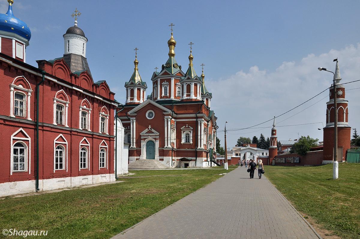 Успенский Брусненский монастырь