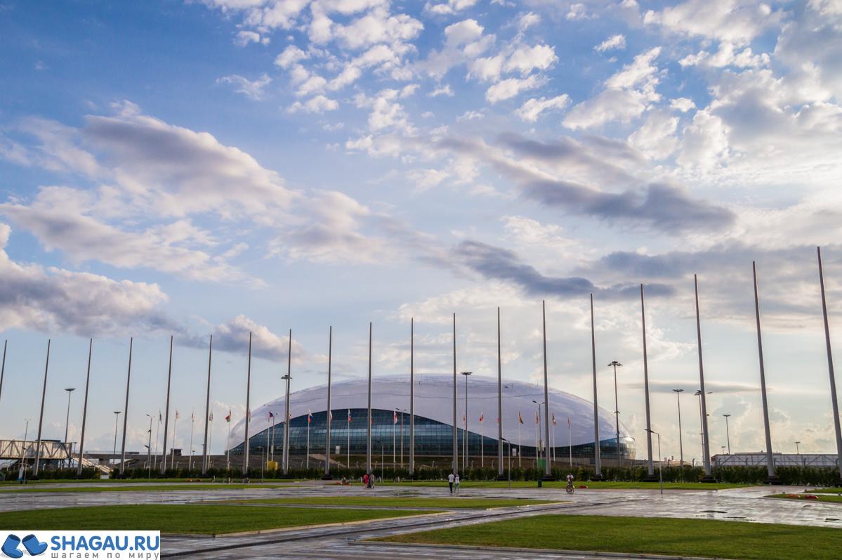 Стадион Фишт Олимпийский парк