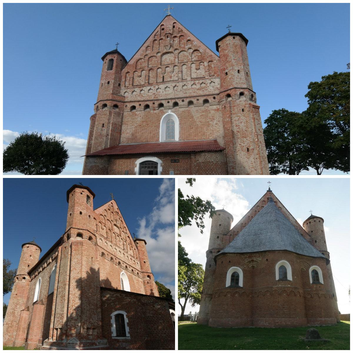 Замки и дворцы в Белоруссии