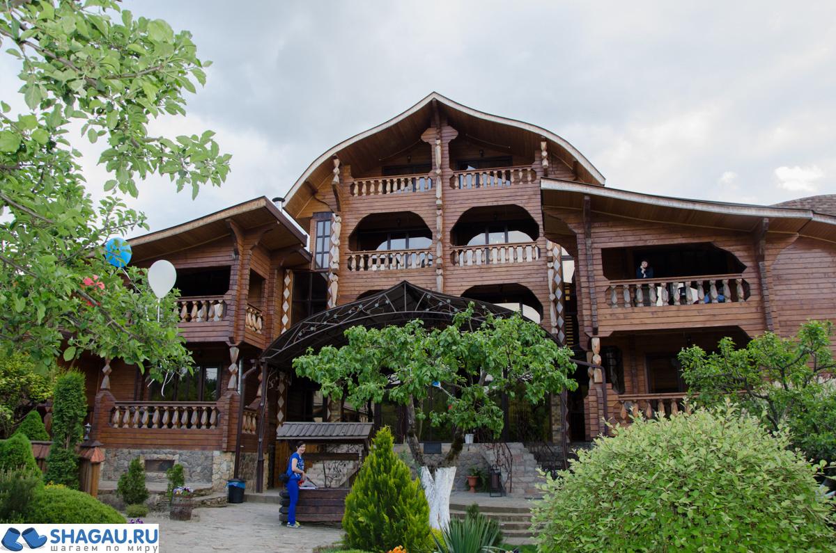 Отель в Адыгее