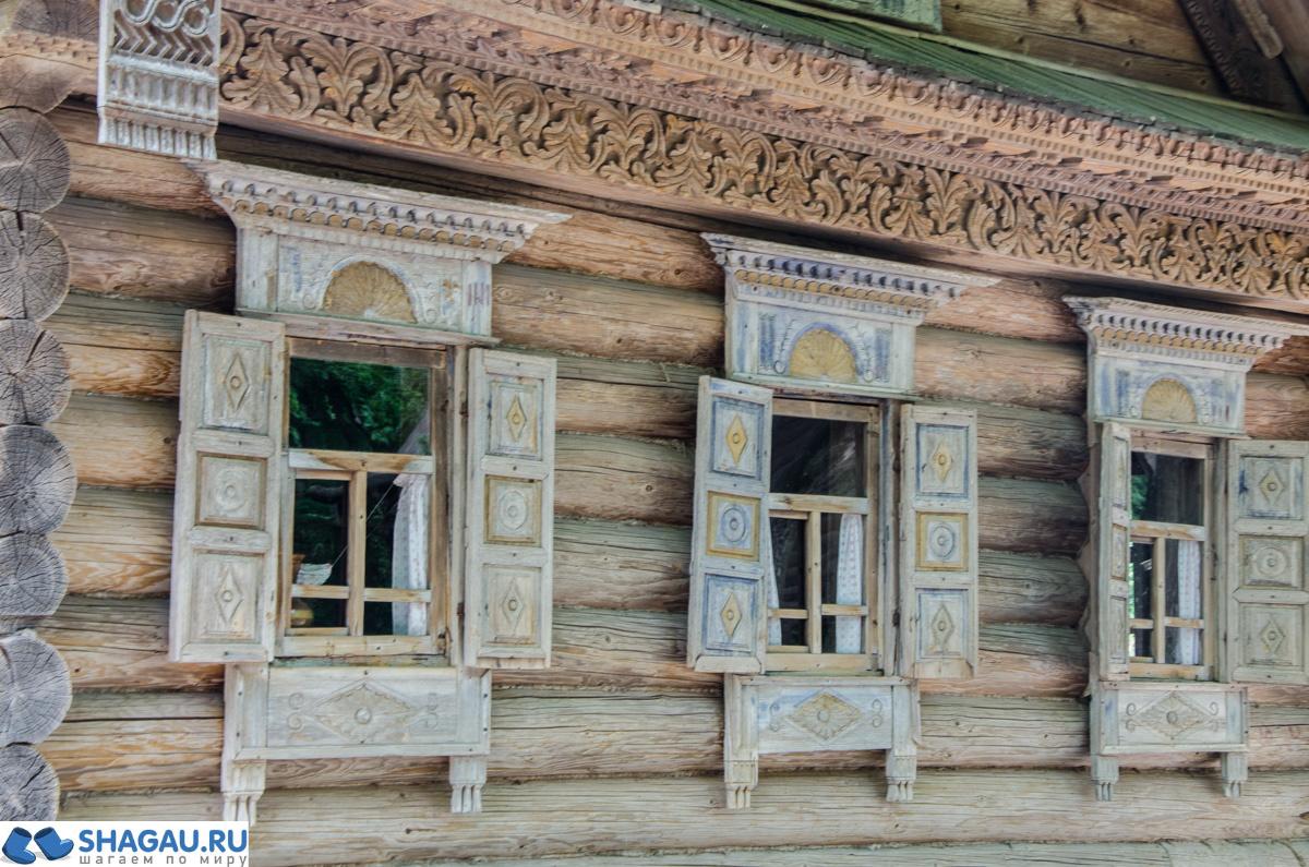 Щелоковский хутор под Нижним Новгородом
