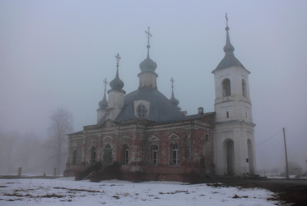 Усадьбы Рязанской области