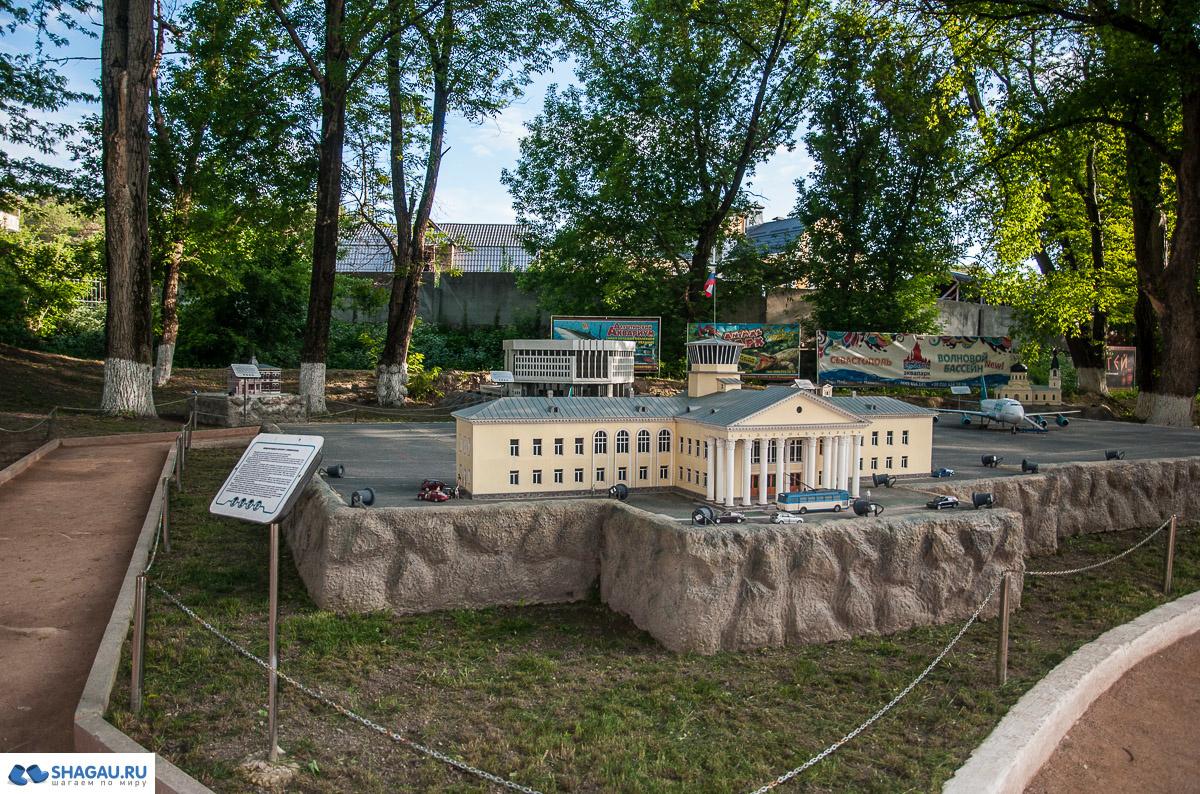 Крым в миниатюре. Бахчисарай