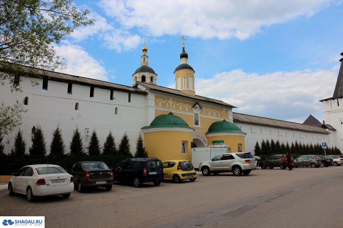 Боровский Пафнутьев монастырь