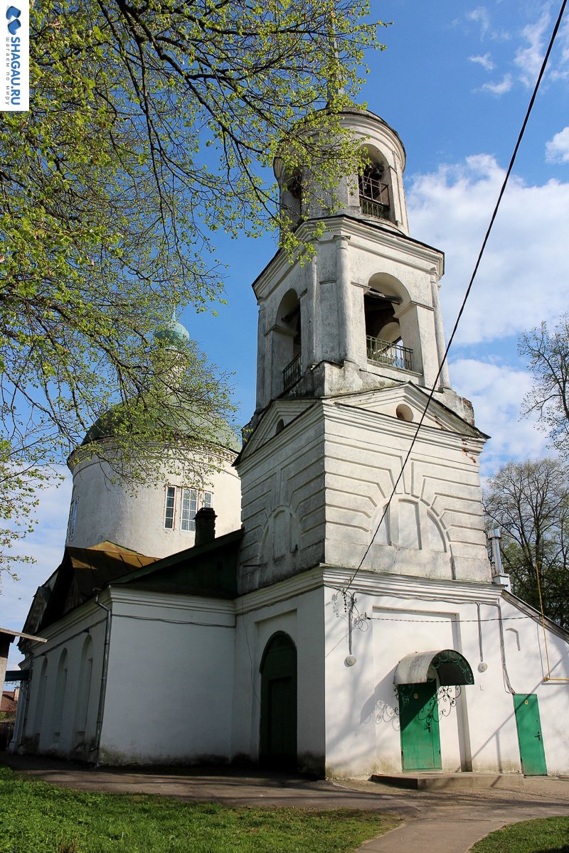 Храм в селе Рябушки