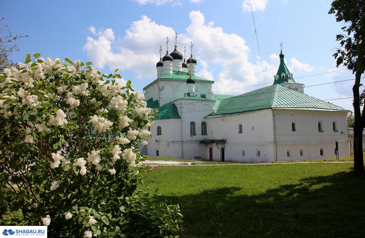 Александров. Успенская церковь
