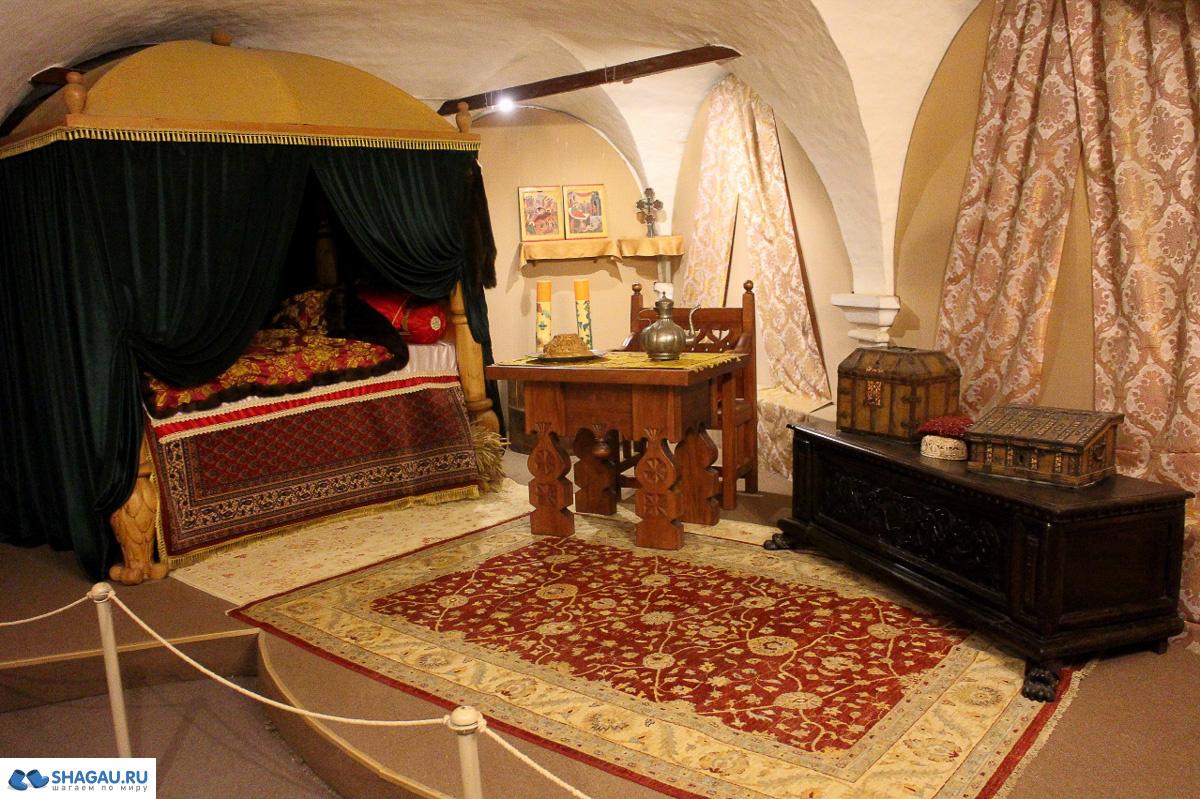 Спальня царя