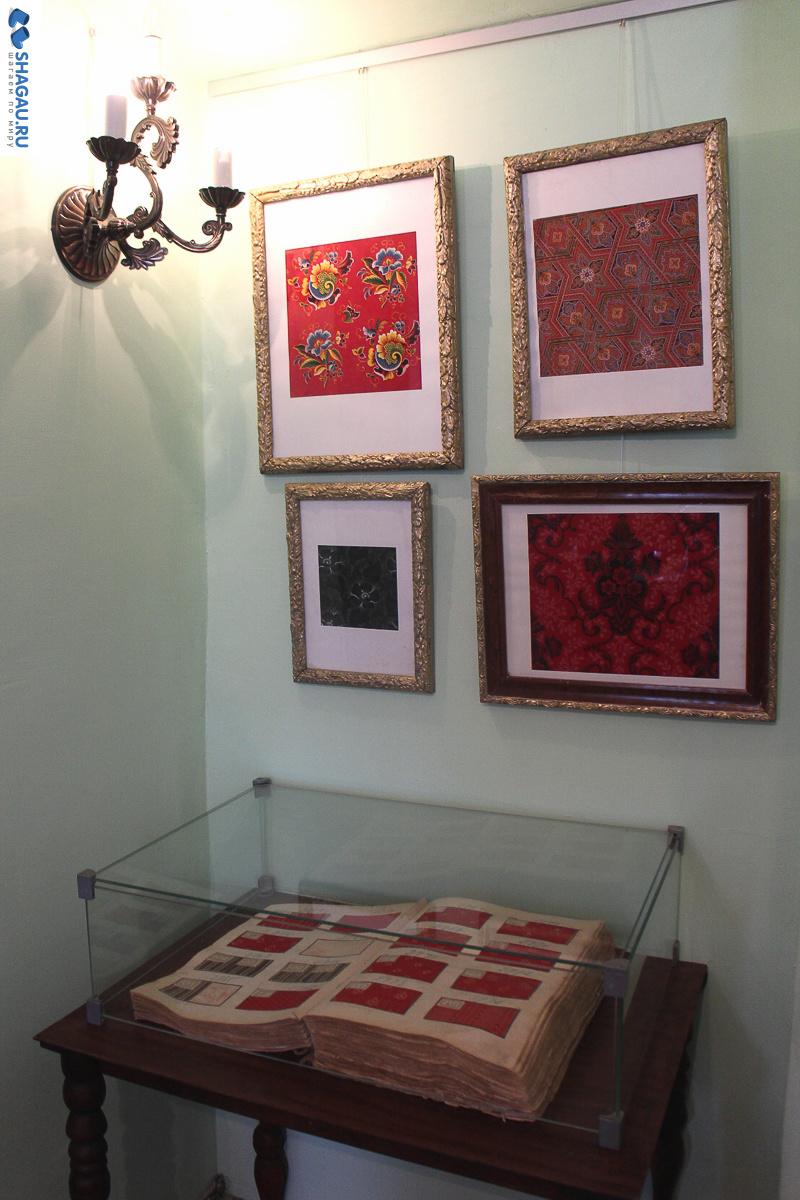 Барановские ткани