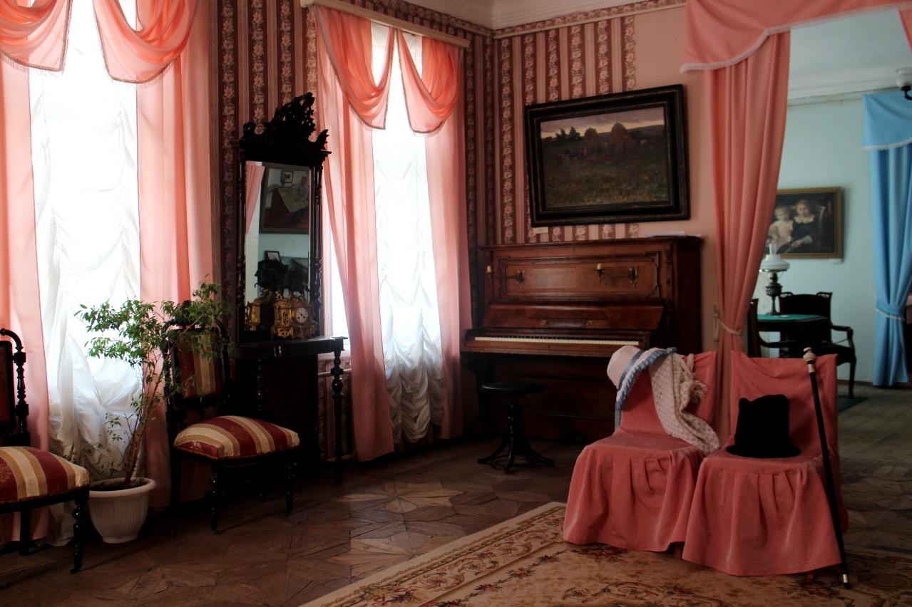 В доме Первушкина