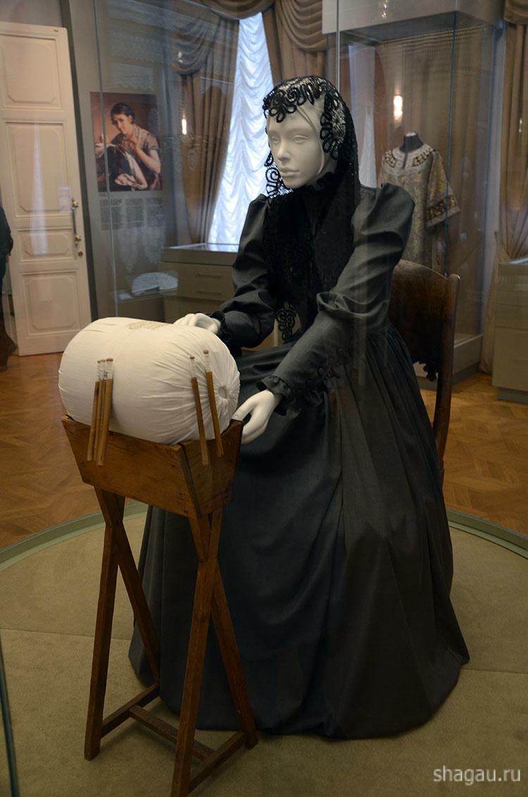 Музей кружева в Вологде