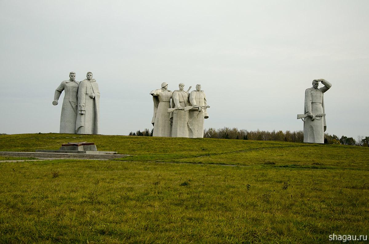 Памятник Героям Панфиловцам